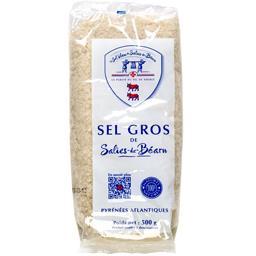 Sélectionné par votre magasin Sel gros de Salies-de-Béarn le paquet de 500 g
