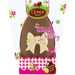 Cémoi L'Œuf Vichy chocolat au lait avec œufs liqueur