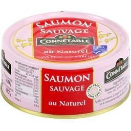 Saumon sauvage au naturel