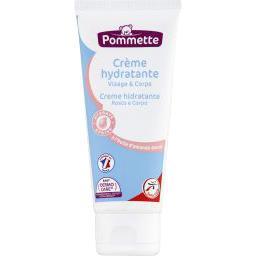 Crème hydratante visage & corps