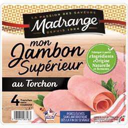 Le Gourmet - Jambon au torchon sans couenne