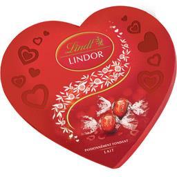 Lindt Lindt Lindor - Chocolat au lait