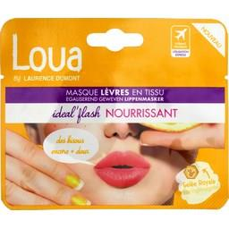 Masque lèvres en tissu nourrissant