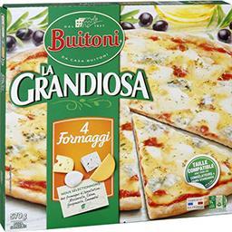 La Grandiosa - Pizza Formaggi Generosi