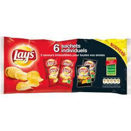 Chips 2 saveurs