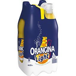 Orangina Soda aux fruits Zero