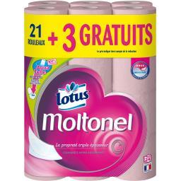 Lotus Lotus Papier toilette Aqua Tube - Moltonel