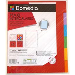 Maxi intercalaires 23 x 29,7 cm