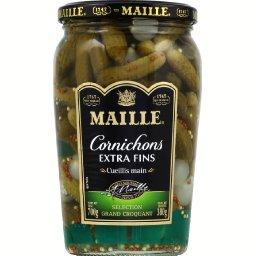 Maille Cornichons extra-fins cueillis main