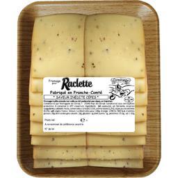 Raclette cèpes