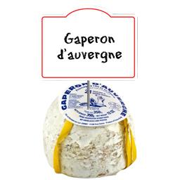 Fromage Gaperon d'Auvergne