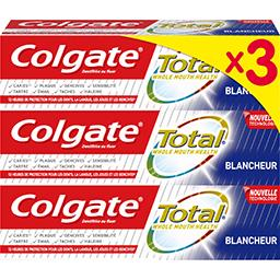 Total - Dentifrice blancheur