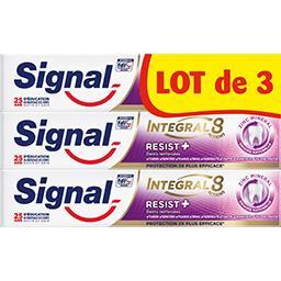 Integral 8 - Dentifrice Resist +
