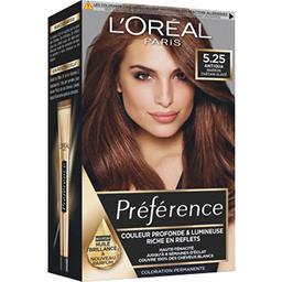 Récital Préférence - Coloration permanente, marron g...