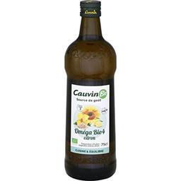 Préparation huiles végétales vierges Omégabio4 arôme...