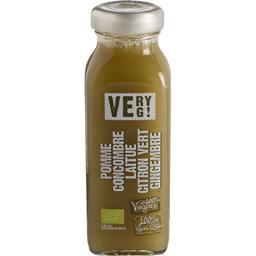 Very Veg Boisson pomme concombre laitue citron vert gingembre... la bouteille de 200 ml