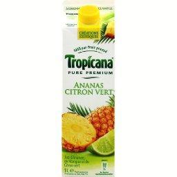 Pure Premium - Jus d'ananas mangue citron vert