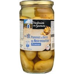 Pommes de terre de Noirmoutier primeur
