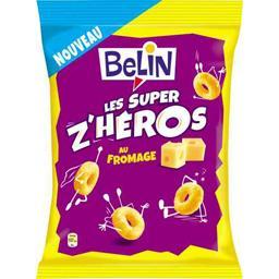 Biscuits apéritif Les Super Z'Héros au fromage