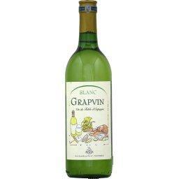 Vin blanc de table d'Espagne