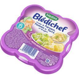 Blédichef - Fondue de poireaux, pommes de terre et g...