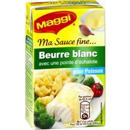 Ma Sauce Fine - Sauce au beurre blanc pour poisson