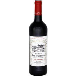 Côtes de Bordeaux, vin rouge