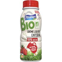 Crème liquide entière 30% MG
