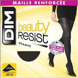 Beauty resist - collant opaque noir taille 4