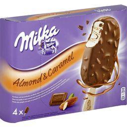 Bâtonnets de glace almond & caramel