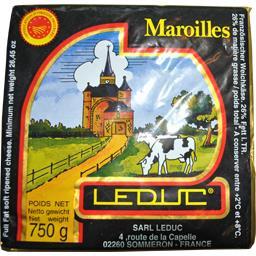 Leduc Maroilles le fromage de 750 g