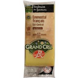 Itinéraire des Saveurs Emmental français Est-central Grand Cru Label Cru le fromage de 300 g