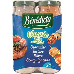 Sauces Classix mix