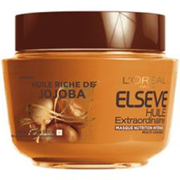 Masque baume nutrition Huile Extraordinaire