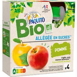 Compote Pocket de pomme bio
