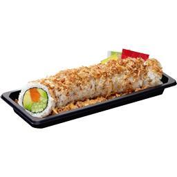 Crunch saumon Roll