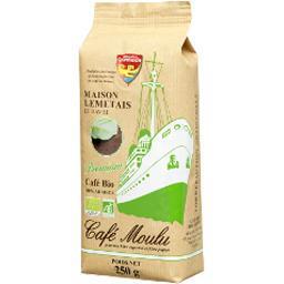 Café bio moulu Premium Maison Lemétais