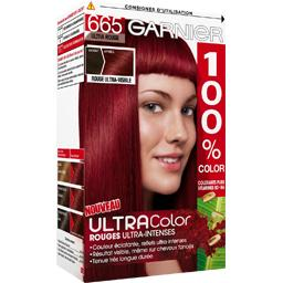 Coloration permanente, ultra rouge - 100 % Ultracolor
