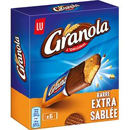 Granola - Barre Extra Sablée L'Original