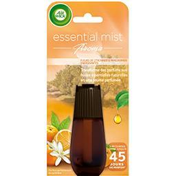 Recharge diffuseur Essential Mist citronnier mandari...