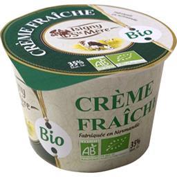 Crème fraîche BIO