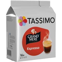 Grand' Mère - Capsules café Espresso
