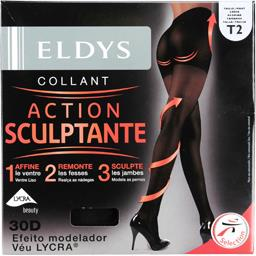 Collant action sculptante T1