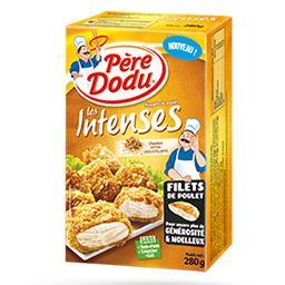 Les Intenses - Nuggets de poulet