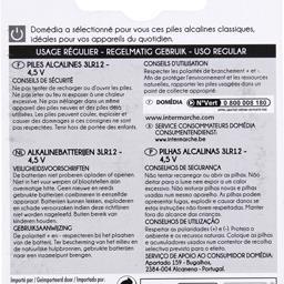 Power Max - Pile alcaline Classic 3LR12 4,5 V