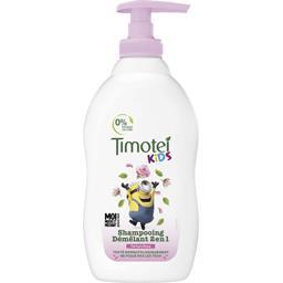 Kids - Shampooing démêlant 2 en 1 parfum rose