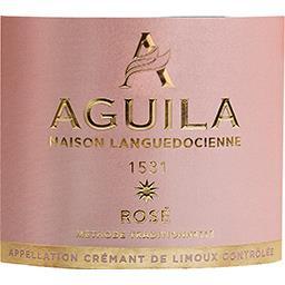 Crémant de Limoux vin Brut rosé