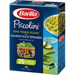 Piccolini - Mini penne rigate aux courgettes et épinards