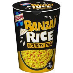 Banzaï Rice - Riz façon curry thaï