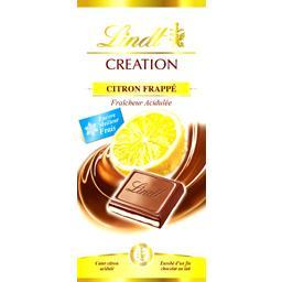 Création - Chocolat au lait Citron Frappé